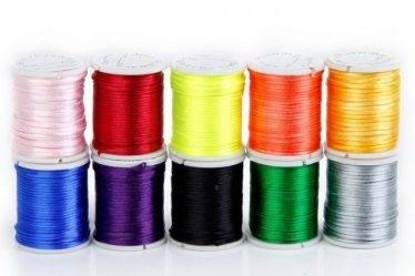 Какие нитки для вышивки бисером выбрать. Несколько советов мастерице