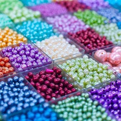 Фото Разноцветный бисер