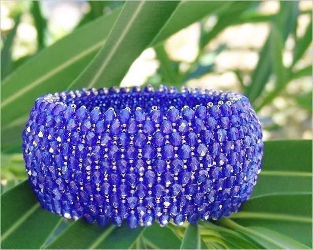 Плетение из бисера. Основные техники плетения для начинающих