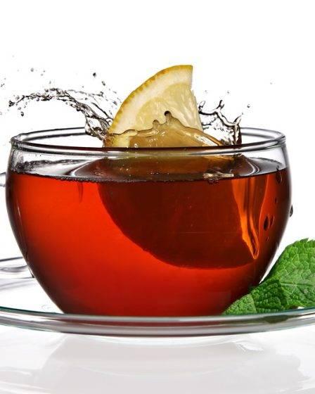 Люблю чай, как панда любит бамбук